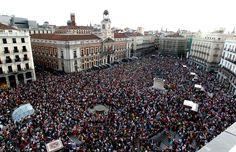 El aniversario del 15-M, en fotos   Fotos  EL PAÍS  #12M #15M