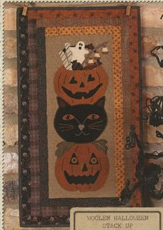 Hey, I found this really awesome Etsy listing at https://www.etsy.com/listing/246713064/primitive-wool-applique-pattern-woolen