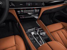 BMW X5 / X6 M interior | X series | Sport | comfort | interior | BMW x | BMW USA | BMW | Dream Car | car | car photography | Bimmers | Schomp BMW