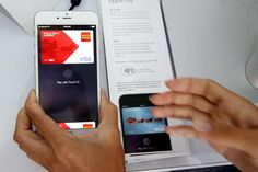 Will Apple Pay Kill the Plastic Credit Card?: The iPhone 6 allows contactless credit card payments.