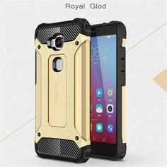 >> Click to Buy << Dual Layer Heavy Case For Huawei 5X Plastic + Silicone Hybrid Armor Cover Protective Shockproof Shield For Huawei Honor 5X Case #Affiliate