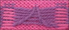 Back in 2007, when I first published a post about the how-to for color knitting , I promised to show a trick for invisible long floats (invi...