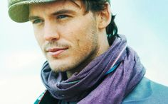 Sam Claflin loved him in pirates and that horrible snow white movie and he also does great in catching fire :) Sam Claflin, Hot Actors, Actors & Actresses, Sam Reid, Freddie Stroma, Hot British Men, Xavier Samuel, Sam Worthington, Celebs