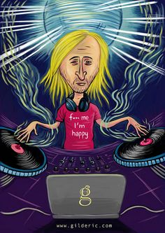 Pop Icons : David Guetta, Dieu d'Ibiza