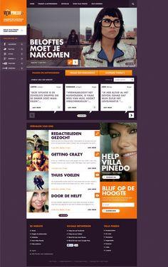 VillaPinedo Redesign on Web Design Served