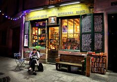 Paris, France Shakespeare & Co Books; Paris Originally opened in this bookstore was a popular haunt of famous writers such as Ernest Hemingway and Ezra Pound. A fun place to stop while sightseeing in the Left Bank.