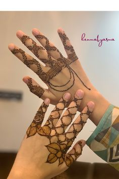 Henna with floral grids and gridded vines. Easy to create and gives a very classy outlook. #henne #henna_i #hennabyasna #henna #hennatattoo #hennadesign #henné #hennapro #henna_art #hennaartist #hennahand #hennalove #hennaart #hennanight #mehndi #mehndiart #mehendi #mehandi #mehndilove #mehndidesign #mehndi_inspire #hennainspire #hennainspo #bangalore #indian #indianstreetfashion #indianfashion #7enna