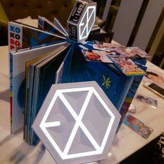 #EXO #exolightstick #goods #Chanyeol