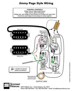 musicman wiring diagrams