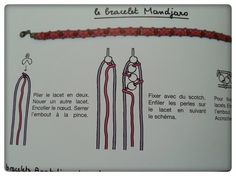 Mercredi 12 Juin 2013 : Bracelet manchette façon Hipanema DIY #3 ... - Vanessa S : Petites Créations .....