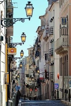 Bairro Alto, Lisbon, Portugal / Love Lisbon and it's people are so friendly. Sintra Portugal, Visit Portugal, Portugal Travel, Spain And Portugal, Places Around The World, Travel Around The World, Around The Worlds, Places To Travel, Places To See