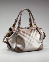 Not usually a Burberry handbag fan, but I do like this one.