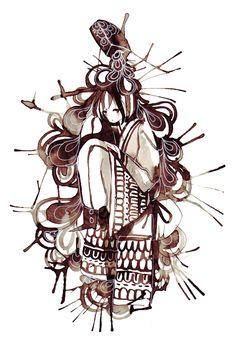 inkling by koyamori.deviantart.com on @deviantART