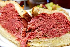 #CornedBeef Sandwich.  The thicker the better.   www.AmericaUSARealEstate.com
