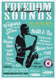 Tickets: www.freedomsoundsfestival.de