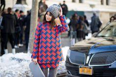 New York Fashion Week F/W 2013- The Cut #miroslava duma