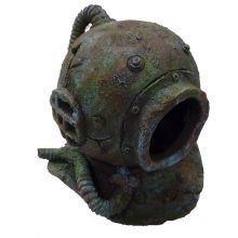pecera acuario adornos para acuarios peceras casco mascotas aquarium