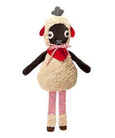 Look what I found on #zulily! Blixem Sheep Doll by Esthex #zulilyfinds