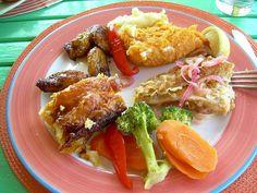 Bahamas native food