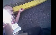 Shocking new video shows unarmed Utah man was listening to headphones when killed by police