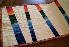 The Academic Quilter: Fall is on the table
