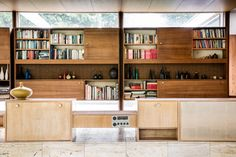 Stunning midcentury home on the market for the first time wants $1M - Curbedclockmenumore-arrow : The Scottish Borders house was designed by Peter Womersley for textile designer Bernat Klein