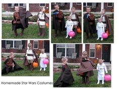 Starwars Halloween Costumes... Definitely
