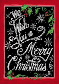 We Wish You A Merry Christmas Chalkboard Merry Christmas, Merry Christmas Wishes, Christmas Quotes, Christmas Signs, Christmas Themes, Christmas Crafts, Christmas Decorations, Holiday Ideas, Christmas Windows