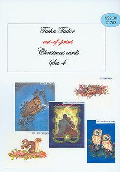 ID TC 35 POSTAL CARD  Ready for Santa .  Cellar Door Books - The World of Tasha Tudor | christmas | Pinterest  sc 1 st  Pinterest & ID TC 35 POSTAL CARD