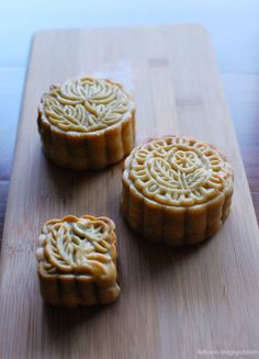 MOONCAKES for the MOON FESTIVAL