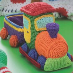 What is an Amigurumi Crochet Car, Crochet Baby Toys, Crochet Wool, Crochet For Boys, Crochet Animals, Crochet Crafts, Yarn Crafts, Crochet Stitches, Baby Knitting