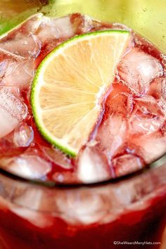 Cherry Limeade Recipe