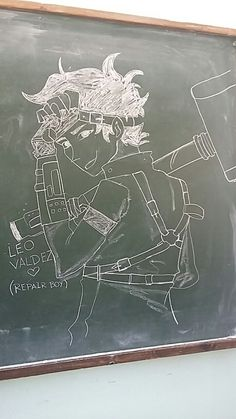 Had a free period at school today so I decided to draw our Bad Boy Supreme Repair Boy Super-sized McShizzle the Supreme Commander of the Argo II the Seventh Wheel the one who invented scrawny Leo Valdez? Percy Jackson Fan Art, Percy Jackson Memes, Percy Jackson Books, Percy Jackson Fandom, Magnus Chase, Solangelo, Percabeth, Team Leo, Rick Y