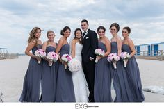 Find more bridesmaids dresses at www.longislandbrideandgroom.com #bridesmaid #weddingfashion #maidofhonor #weddingstyle