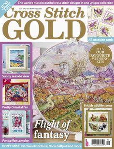 CROSS STITCH GOLD №119, 2015