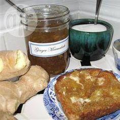 Ginger Marmalade @ allrecipes.co.uk