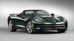 Corvette Stingray Premier Edition Convertibile
