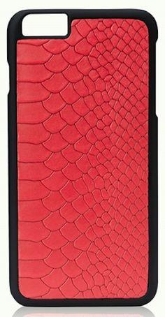 fun red iPhone case