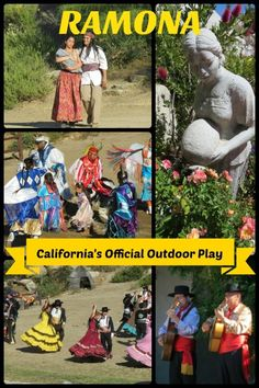Ramona is California's official outdoor play and the longest running outdoor drama in the US. Read this to see why you should go!