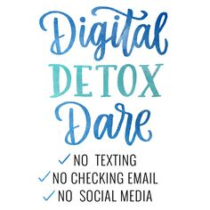 We Challenge You to the Holiday Digital Detox Dare. Unplug from technology and connect with your family. Cut back on screen time and social media. Put down the phones and reconnect with those around you. Phone Detox, Detox Challenge, Social Media Detox, Stress, Digital Detox, Detox Program, Hacks, Real Friends, Learning To Be