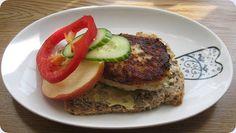 Gry´s Kjøkkenskriverier: Hjemmelagde grove fiskekaker