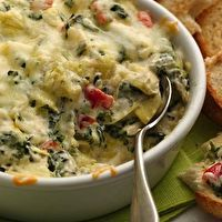 Baked Spinach Artichoke Dip by Pillsbury