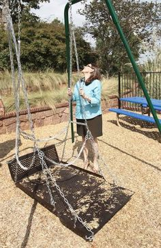 Children with Disabilities Swing into Fun at Oklahoma City Zoo - accessible…