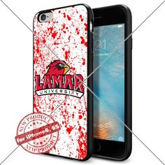 WADE CASE Lamar Cardinals Logo NCAA Cool Apple iPhone6 6S Case #1239 Black Smartphone Case Cover Collector TPU Rubber [Blood] WADE CASE http://www.amazon.com/dp/B017J7R66C/ref=cm_sw_r_pi_dp_vdFvwb1N7D4FK