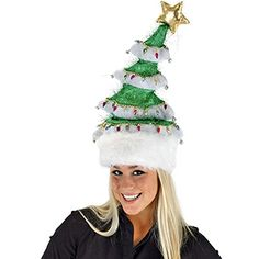 Crazy Christmas Hats Elf, Reindeer, Santa & Much More