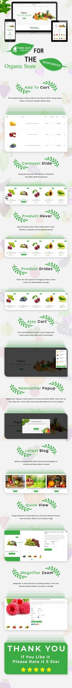 Pure Leaf Shopify MultiPurpose Responsive Theme - Shopify Website Builder - Build the Shopify Ecommerce site within 30 minutes. - Pure Leaf Shopify MultiPurpose Responsive Theme is a good choice for selling Ecommerce Website Design, Website Design Layout, Best Shopify Themes, News Web Design, Photoshop, Branding Your Business, Website Themes, Premium Wordpress Themes, Flower Food