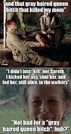 Queen Carol.