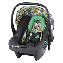 Cosatto Giggle Hold Group 0+ Car Seat, Firebird http://www.parentideal.co.uk/john-lewis--baby-car-seats.html