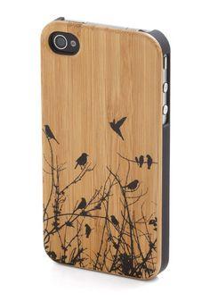 """Put a bird on it""  Pay a Bird Call iPhone Case, #ModCloth"