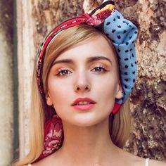 Tutti+i+tipi+di+fasce+per+capelli,+turbanti+e+foulard+che+amerete!